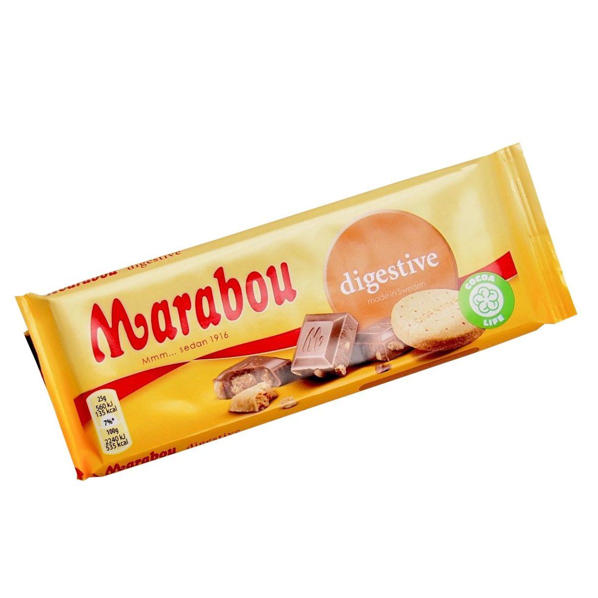 Marabou digestive (100g) 2