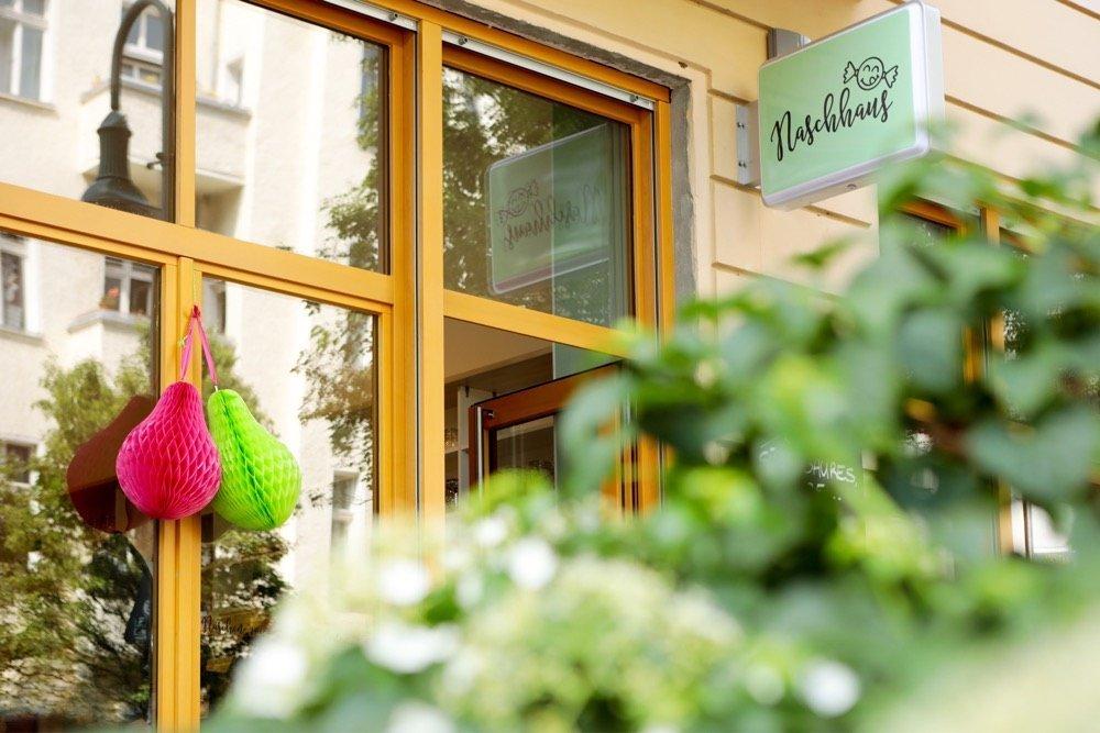Das Naschhaus in Berlin-Friedrichshain: Lust auf das individuelle Süßigkeiten-Sortiment? 1