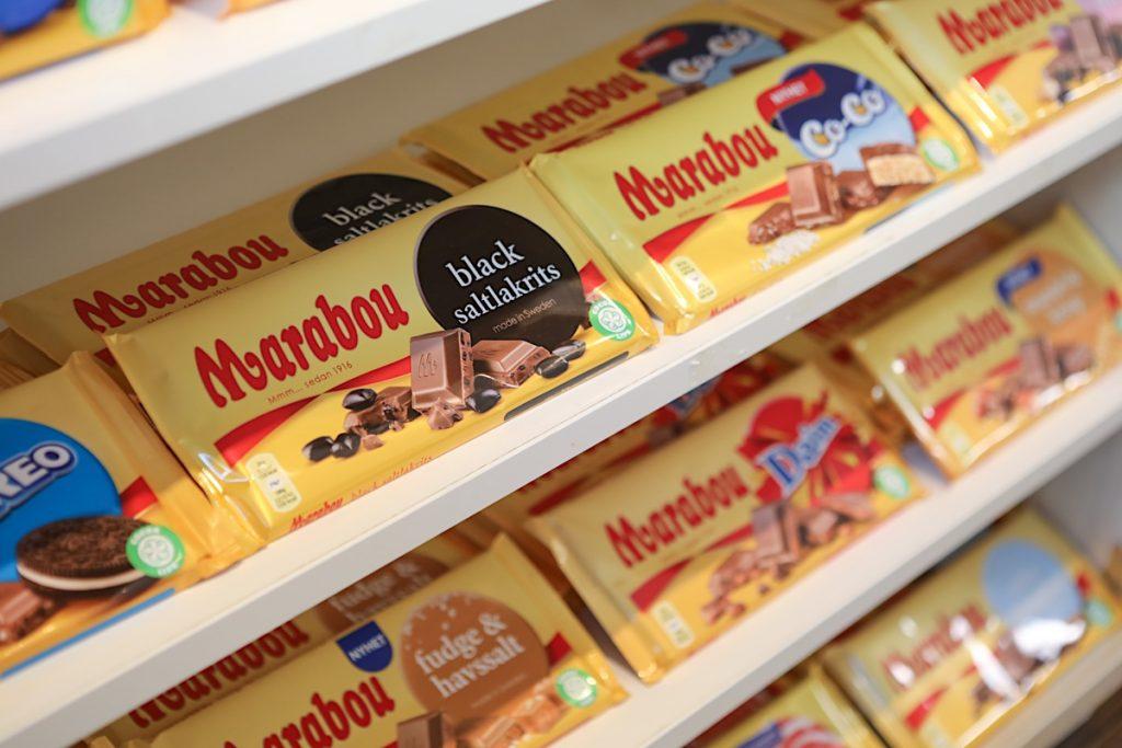 Marabou Schokolade 50