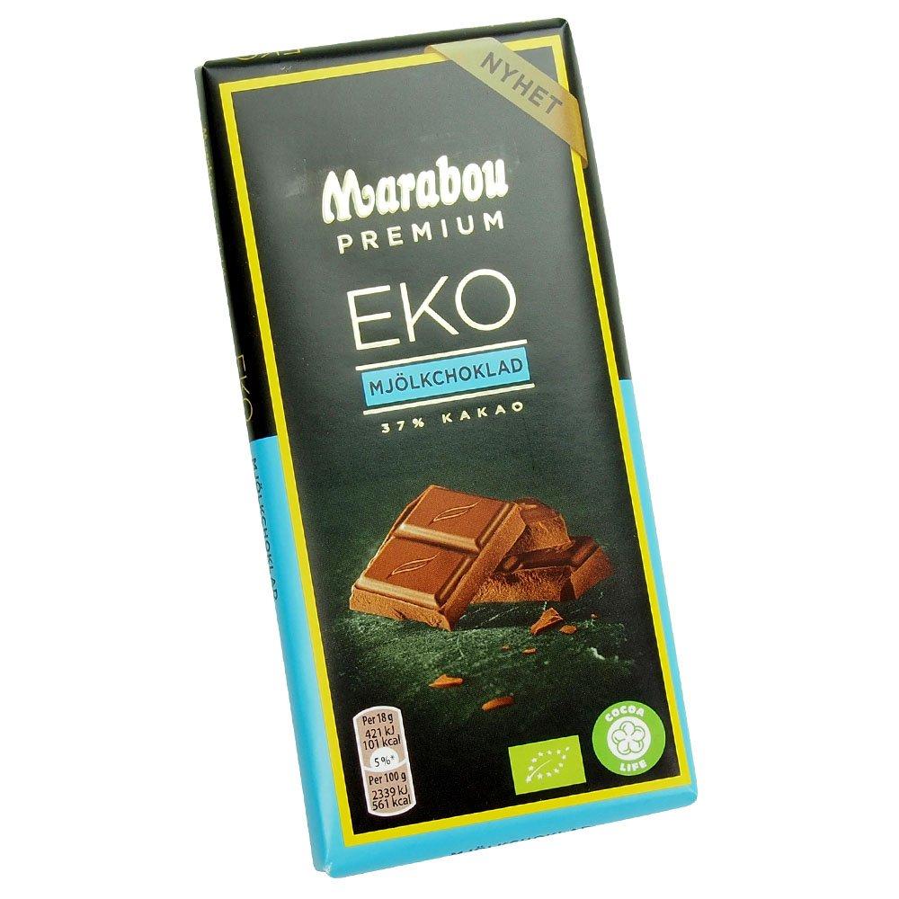 Marabou EKO Milchschokolade (90g) 1