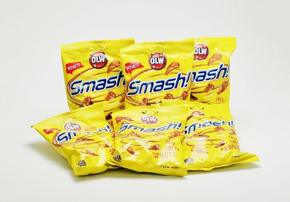 Ein süß-salziges Geschmackserlebnis - Smash! 1