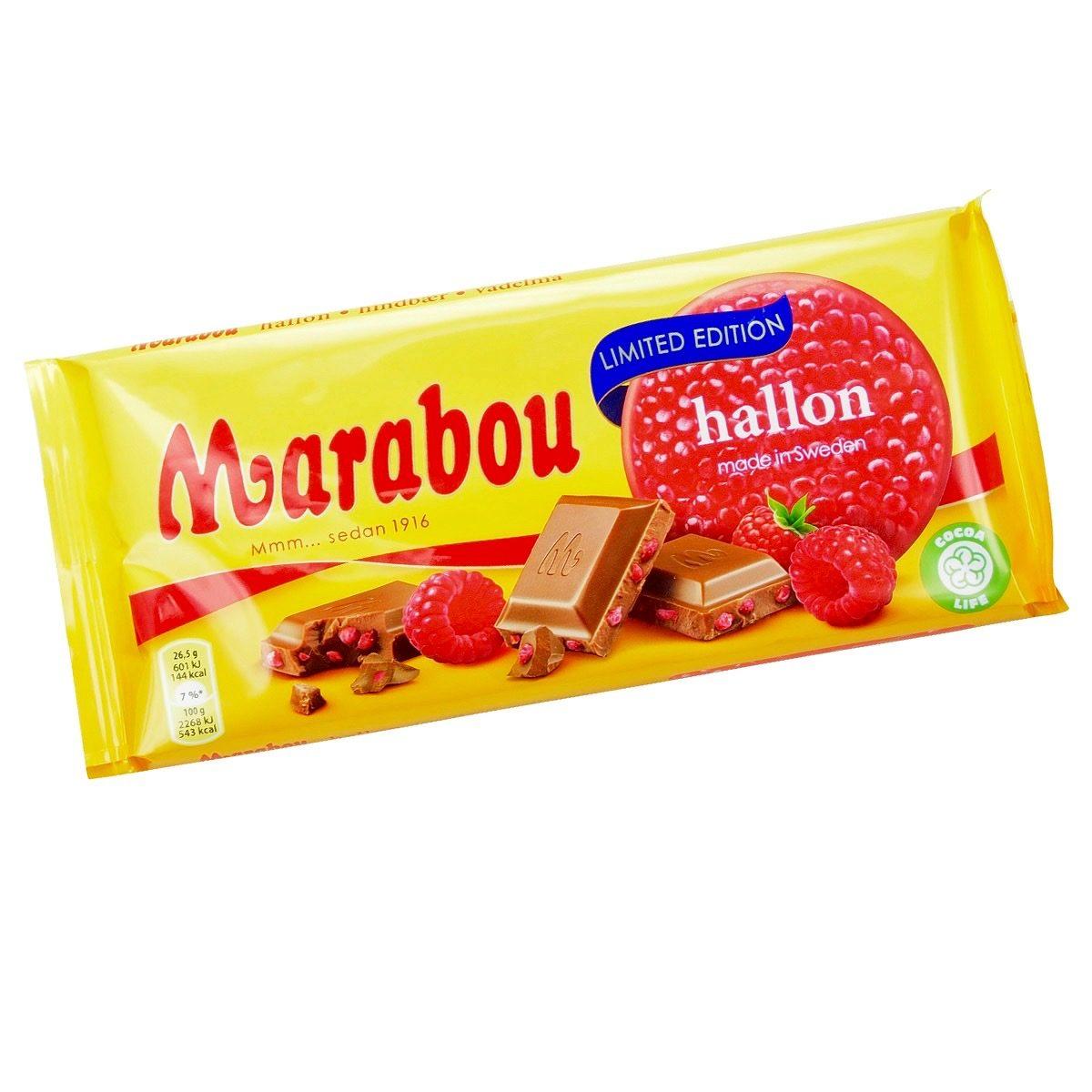 Marabou hallon (185g) 1