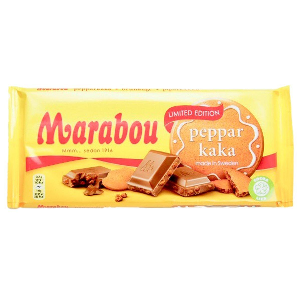 Marabou pepparkaka (185g) 1