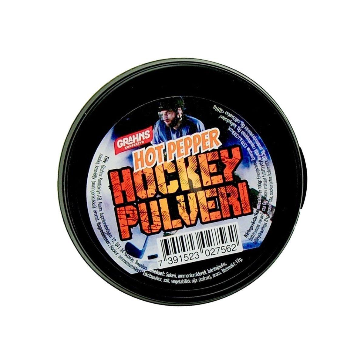 Hockey Pulver Hot Pepper (12g) 1