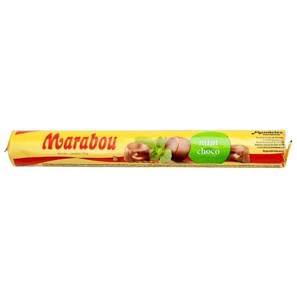Marabou Rolle mint choco (78g) 1
