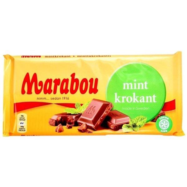 Marabou Schokolade 9
