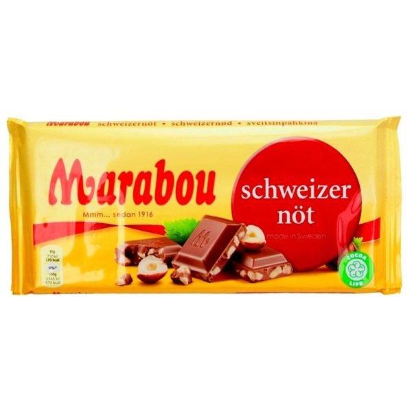 Marabou Schokolade 21
