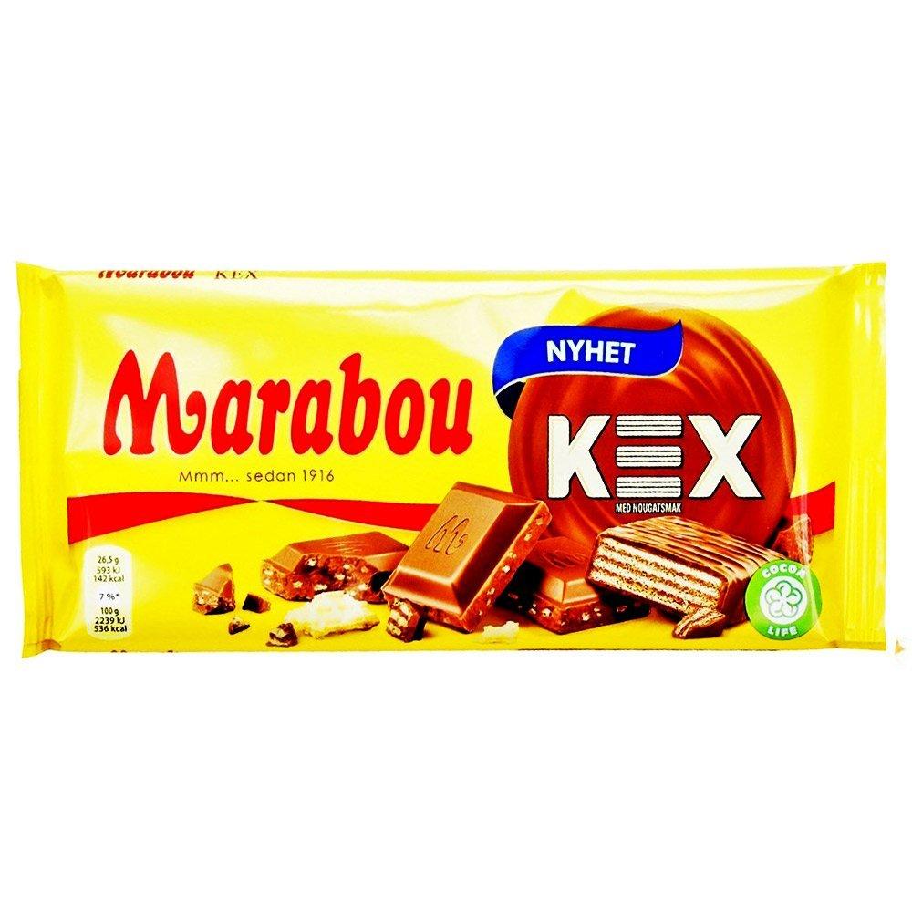 Marabou KEX (185g) 1