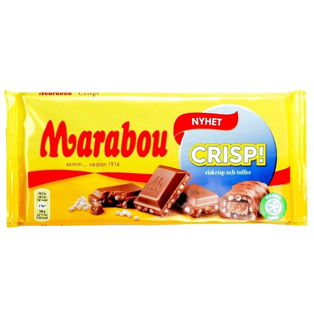 Marabou CRISP! (185g) 1