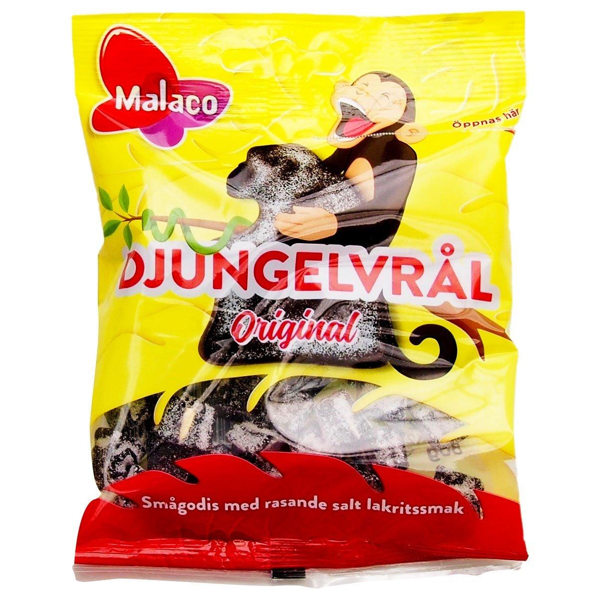 Malaco Djungelvral (80g) 1