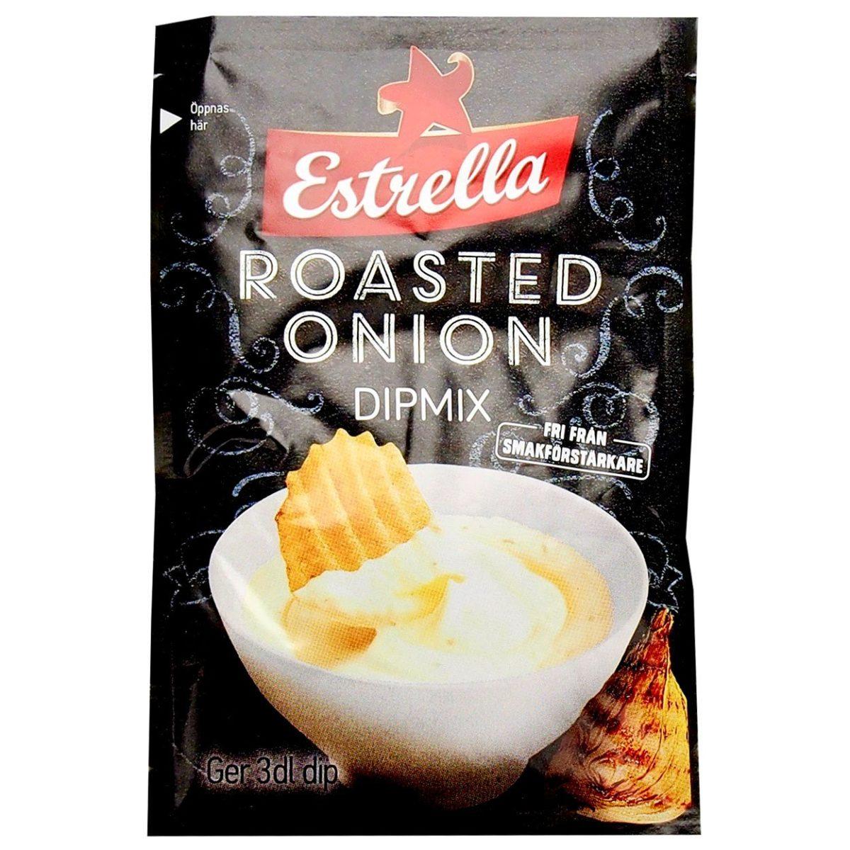 Estrella Dipmix Roasted Onion (24g) 1