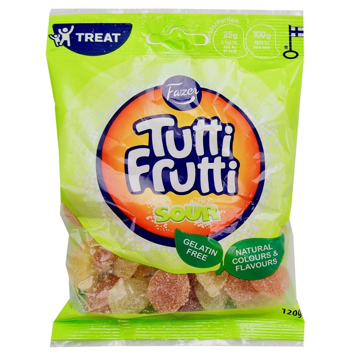 Tutti Frutti Sour (120g) 1