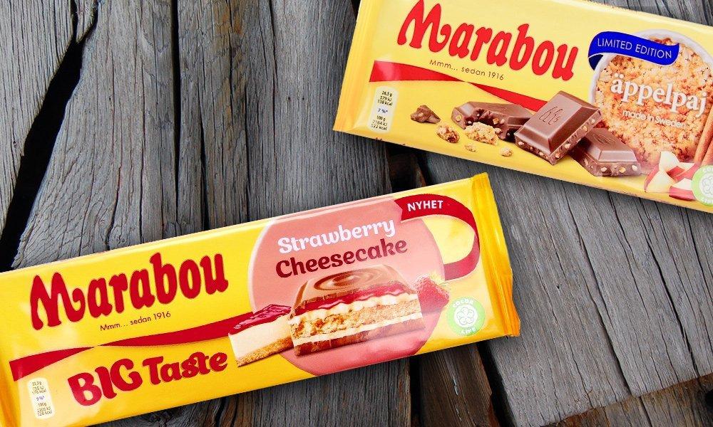 Marabou Schokolade 51