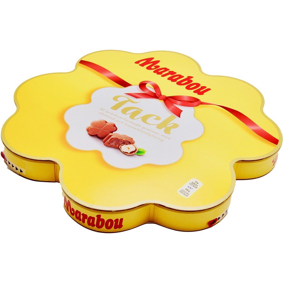Marabou Tack (Danke) Pralinen (165g) 1