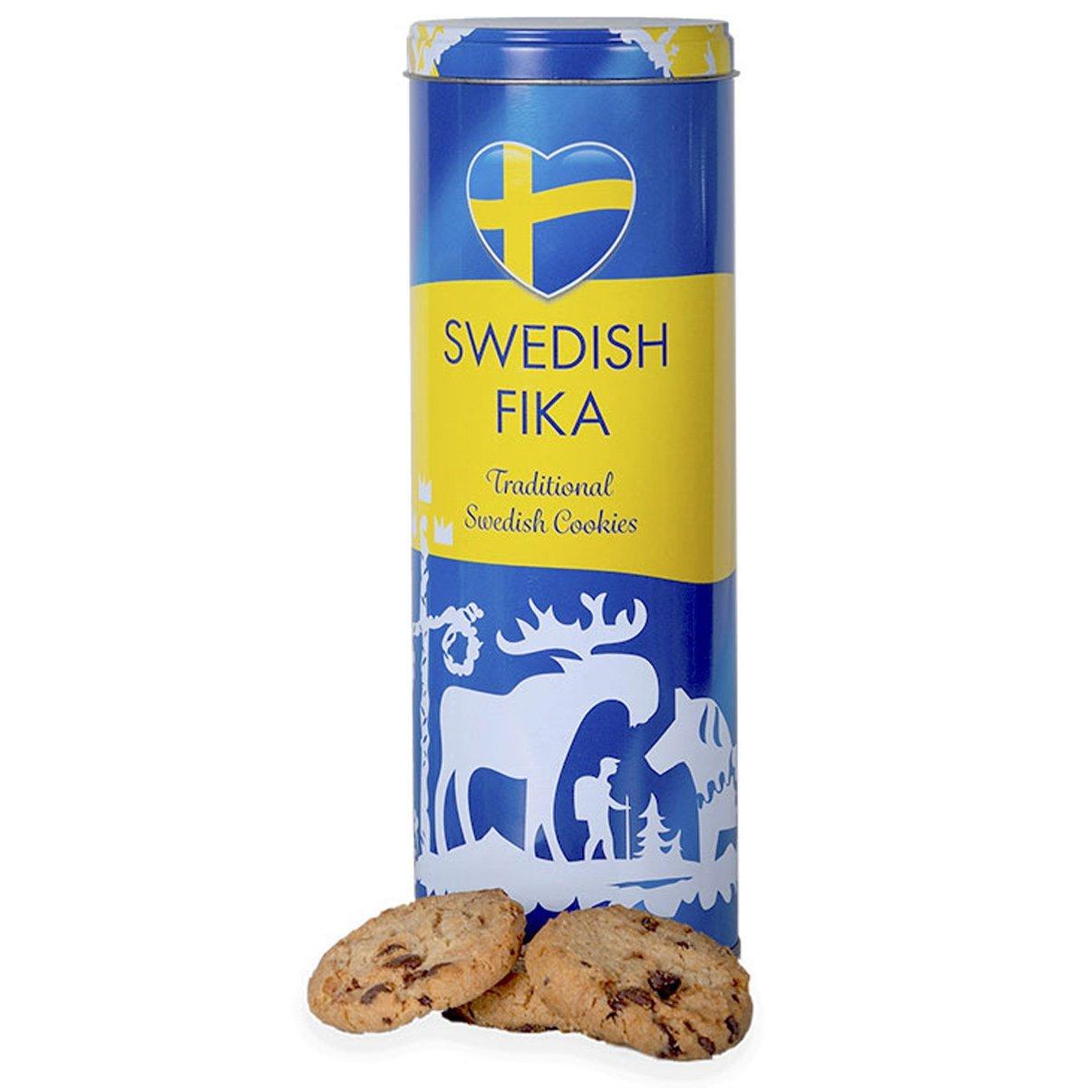 Swedish Fika Traditional Cookies - Chokladkakor (160g) 1