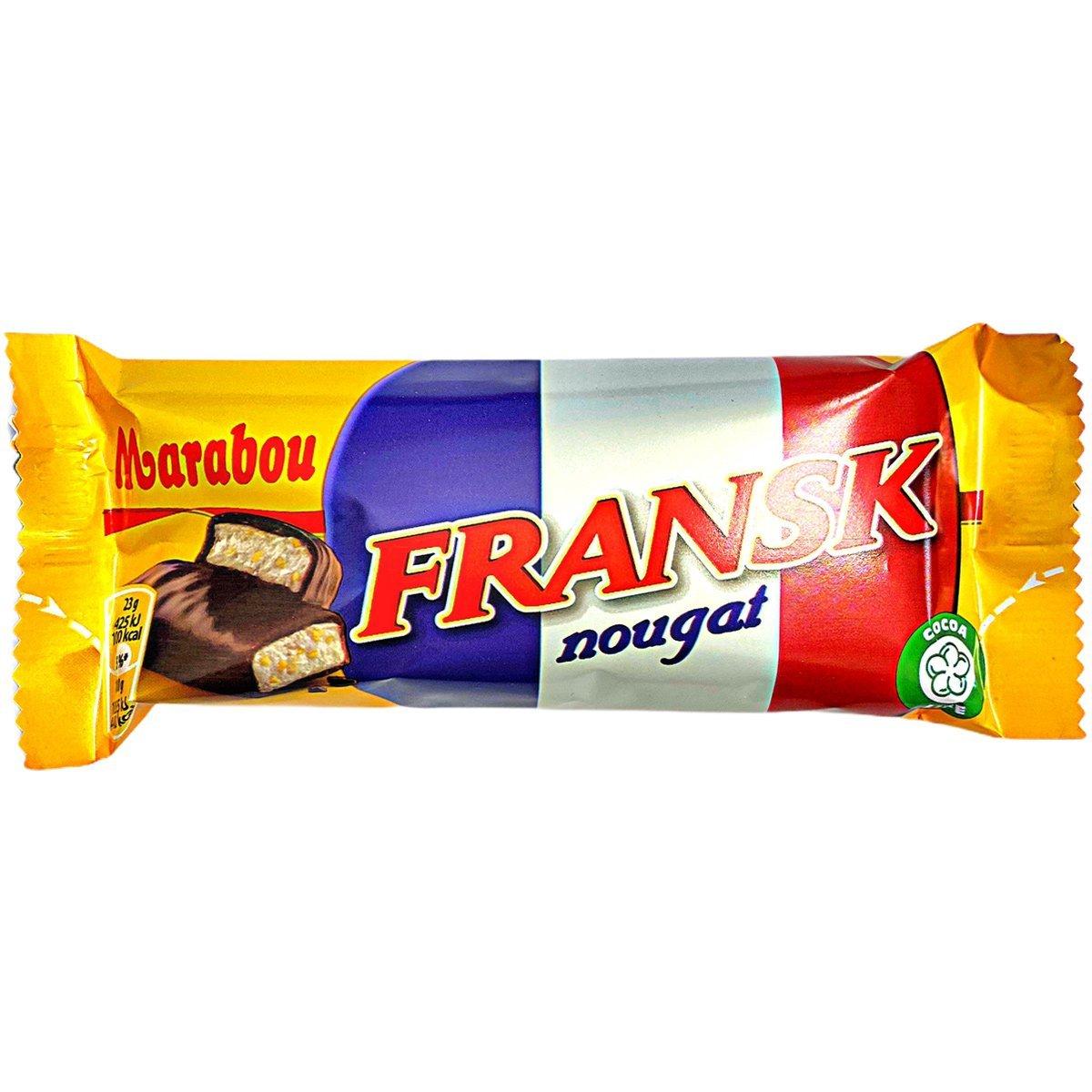 MARABOU Fransk Nougat - Französisch Nougat (46g) 1