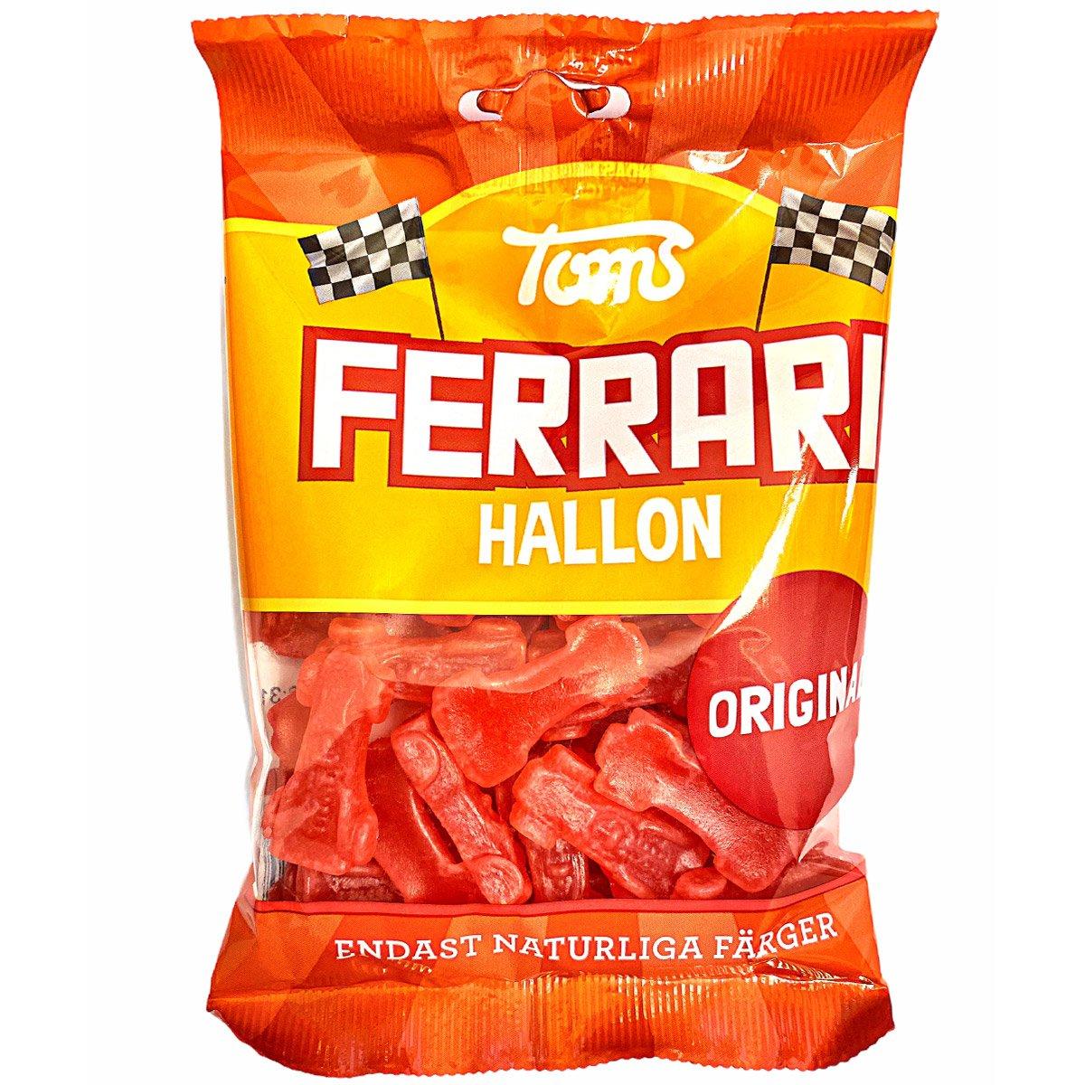 Toms Ferrari Hallon - Original (130g) 1