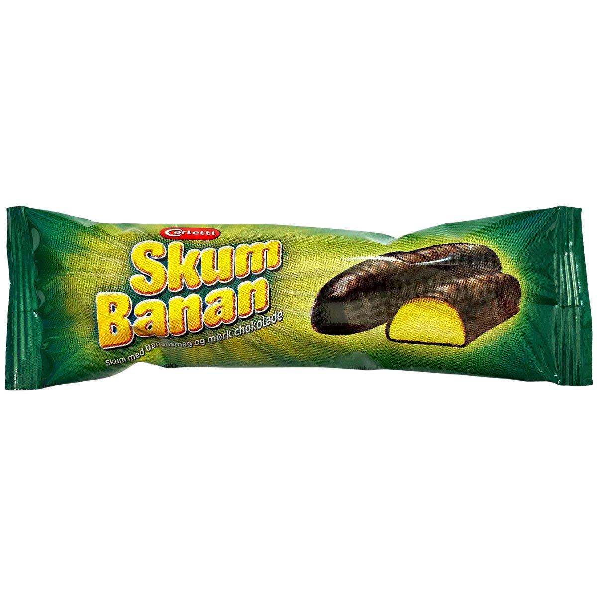 Carletti Skumbanan – Bananen Marshmallow (25g) 1